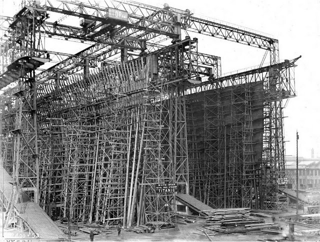 Fantastic-Rare-Pictures-Showing-Construction-Of-The-Titanic-4