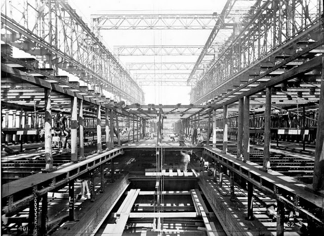 Fantastic-Rare-Pictures-Showing-Construction-Of-The-Titanic-5