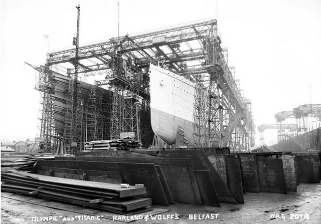 Fantastic-Rare-Pictures-Showing-Construction-Of-The-Titanic-6