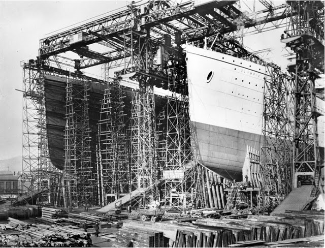 Fantastic-Rare-Pictures-Showing-Construction-Of-The-Titanic-7