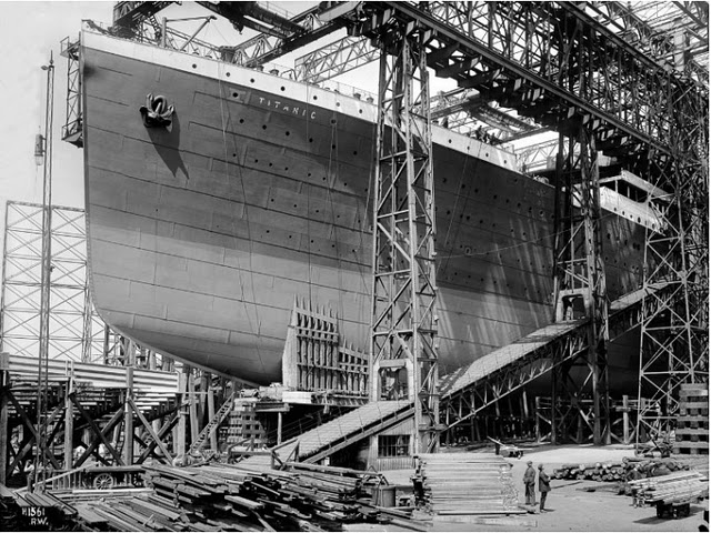 Fantastic-Rare-Pictures-Showing-Construction-Of-The-Titanic-8