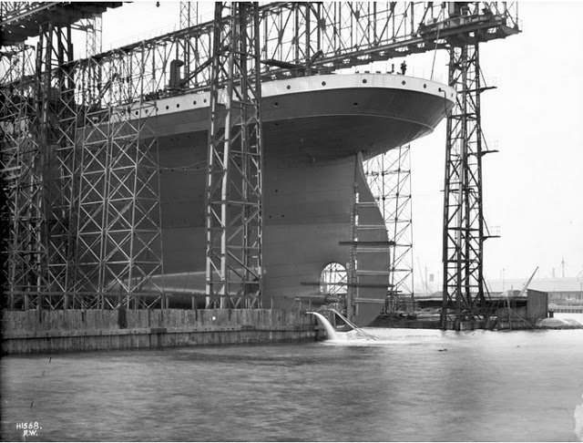 Fantastic-Rare-Pictures-Showing-Construction-Of-The-Titanic-9
