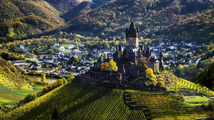 Most-Magical-Castles-Of-Bavaria-Germany