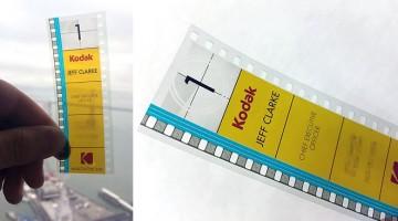 kodak-business-card-ceo-35mm-film-CES-2016-Consumer-Electronics-Show