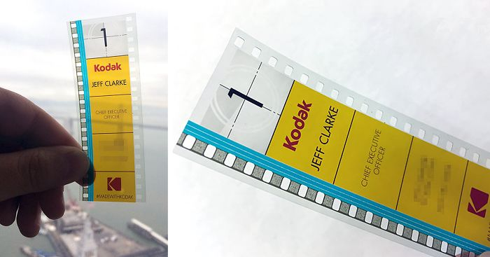 kodak-business-card-ceo-35mm-film-CES-2016-Consumer-Electronics-Show