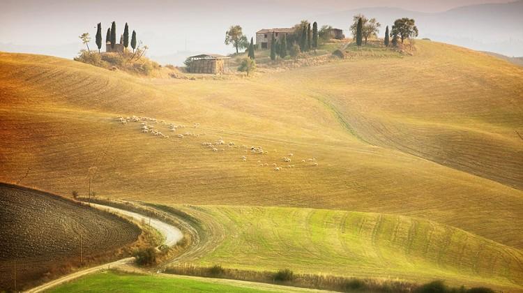 The-Idyllic-Beauty-Of-Tuscany-Italy