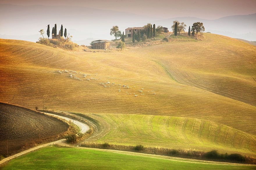 The-Idyllic-Beauty-Of-Tuscany-Italy