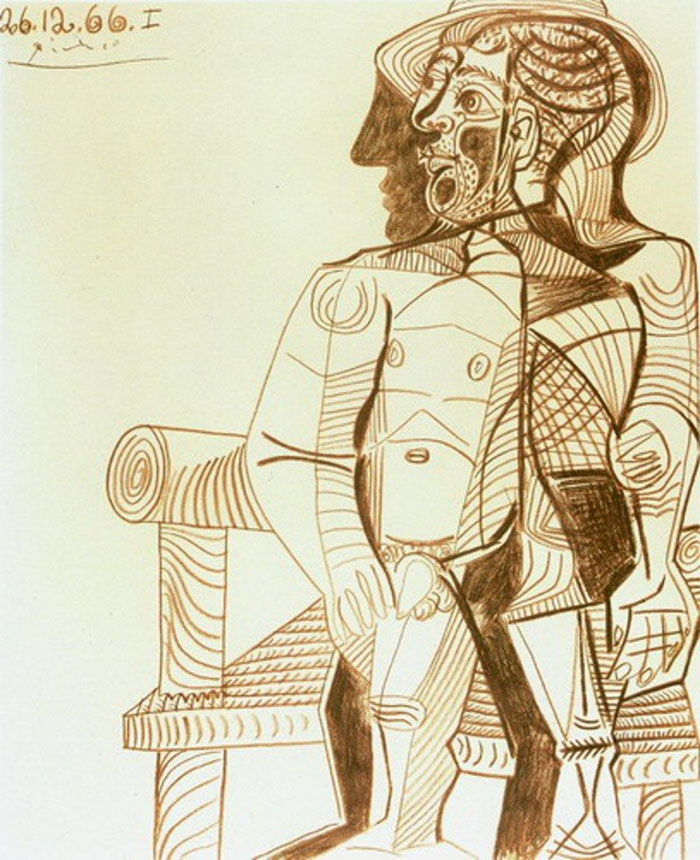 pablo-picasso-self-portraits-chronology (12)