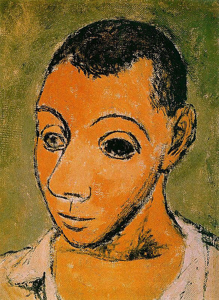 pablo-picasso-self-portraits-chronology (2)