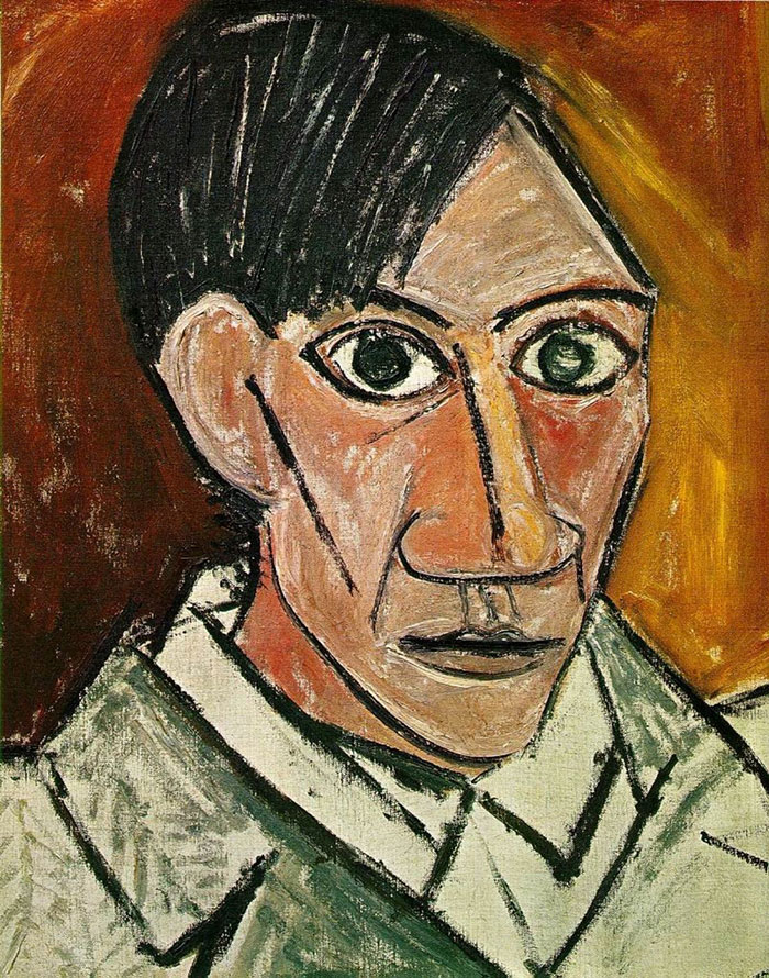 pablo-picasso-self-portraits-chronology (3)