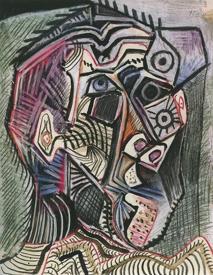 pablo-picasso-self-portraits-chronology (4)