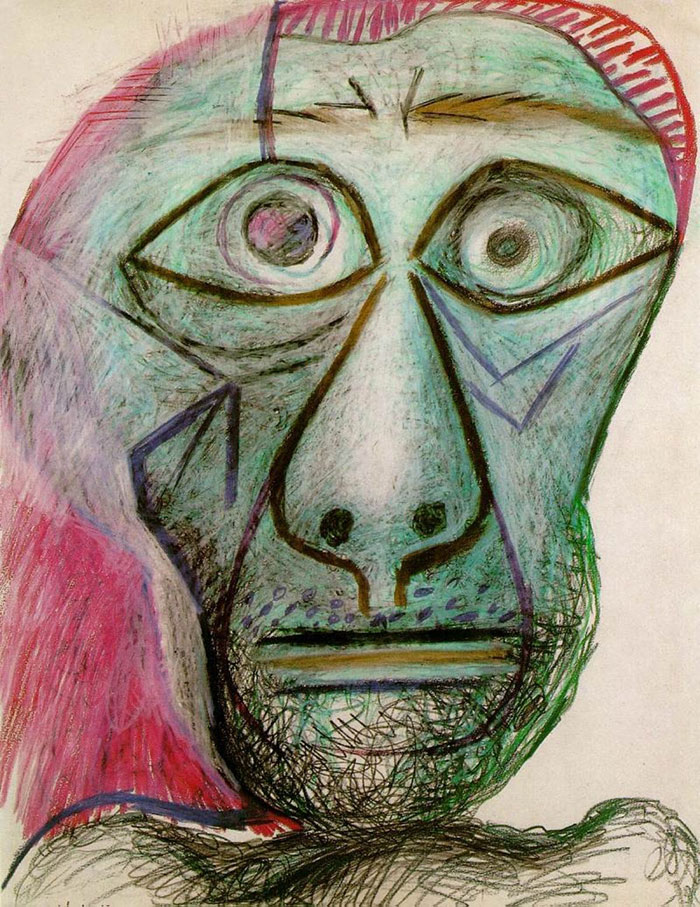 pablo-picasso-self-portraits-chronology (5)