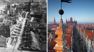 I-photograph-Gdask-the-old-city-destroyed-in-90-during-the-War-rebuilt-by-the-Polish-People
