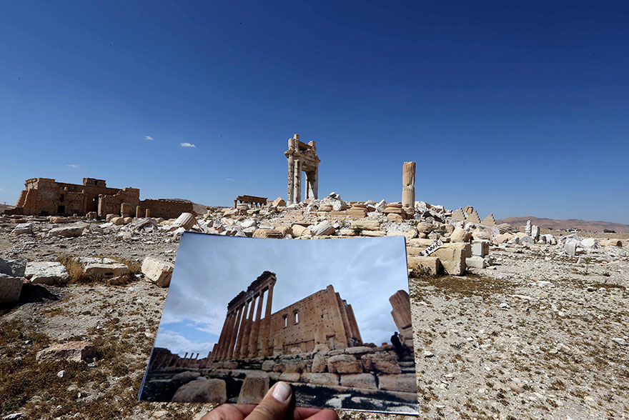 before-after-isis-destroyed-monuments-palmyra-Syria (10)