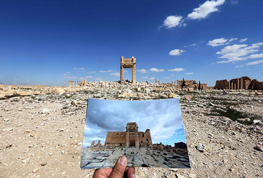 before-after-isis-destroyed-monuments-palmyra-Syria